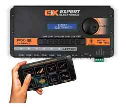 Expert Px2 Connect Bluetooth Digital Audio Processor