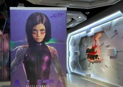 Hot Toys New Mms520 Alita Battle Angel 1/6 Action Figure In Stock