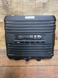 Simrad Bsm2 Network Sounder Fish Finder Module Untested For Parts Repairs