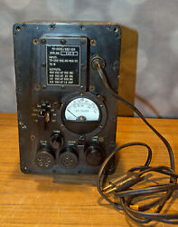 Vintage Pp-2685/grc-109 Power Supply Rs-1 - Cia Spy Radio/special Forces