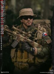 Damtoys 78084 1/6 Navy Seals Medical Male Soldier Operation Red Wing Figure Toy
