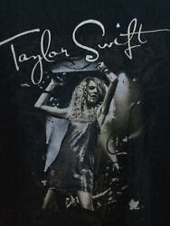 Rare Vintage Taylor Swift Fearless Tour T-shirt Country Era Concert 2009 Adult L