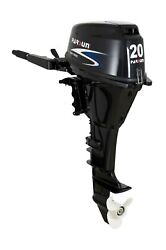 20 Hp Efi Outboard Motor By Parsun - Long Shaft Electric Start