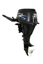 20 Hp Outboard Motor By Parsun - Short Shaft Manual Start