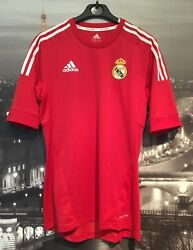 Real Madrid Formotion 2011/2012 Player Issue S/s Away Shirt - New -