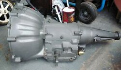 Ford Fe Fmx Automatic Transmission, Fully Reconditioned W/ Torque Conv.