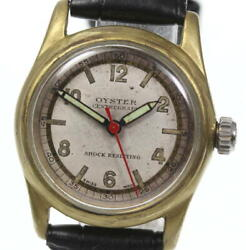 Rolex Manual Winding Unisex Adult Oyster Antique 3478 J464