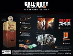 Call Of Duty Black Ops 3 - Juggernog Edition - Xbox One, Collectors, New/ Sealed
