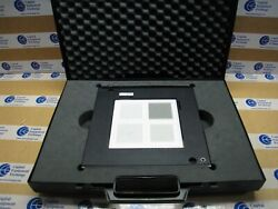 Vi Technology Calibration Kit W/ Two Plates/ Glass Card