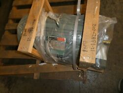 20 Hp Rialiance Electric Motor Id P25f312 Zy / Frame 256t / 230/460 V/ Rpm 175