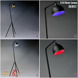 1/6 Acg-05 Metal/plastic Floor Lamp Table Light Model Fit For 12and039and039 Action Figure