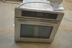 Jenn-air Jjw2330ws 30 Stainless Single Electric Wall Oven Nob 1528