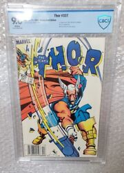 🔑 Thor 337 Nm+ 🔥 💥 First App Beta Ray Bill 🔑 9.6 White Pages Not Cgc Mcu