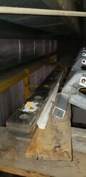 Pair Of Wysong 10' Shear Blade Knives 4 Wide X 1 Thick