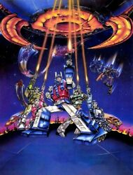 The Transformers The Movie 1986 Photo - Cl1286
