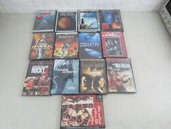 Lot Of 13 New Action Drama And Misc. Dvd Movies-total Recall-fast And Furious-new