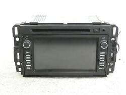 Radio Id22822468 Tested Navigation And Recognition Chevy Traverse 12 As Is