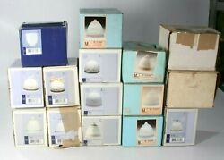 Lot Of 15 Lladro Christmas Bell Ornaments And Collectors Society Bells 1987-1998