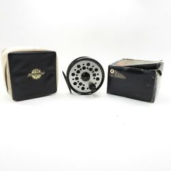 J.w. Young Beaudex Fly Fishing Reel. 4. Made In England.