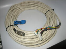 Sitex/simrad/northstar/koden 100and039 30m Interconnect/radar Cable Rb715a 4kw Dome