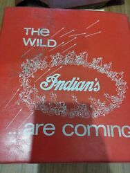 1970s Indian Factory Assembly Manual And Parts Manuals In Binder Oem