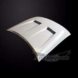 1999-2004 Ford Mustang Type-6 Style Functional Heat Extraction Hood + Warranty