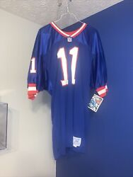 New With Tags New York Ny Giants Phil Simms Nfl Russell Jersey 80s Size 44