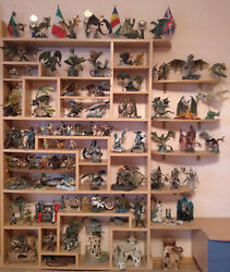 Mcfarlane Dragons Series 1 - 8 Huge Complete Collection