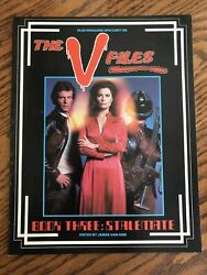 The V Files - Book Three Stalemate Files Magazine Ed. By James Van Hise