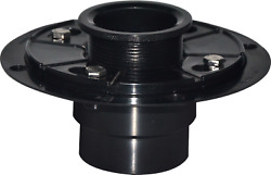 Shower Drain Base For 2 Outlet Linear Installation