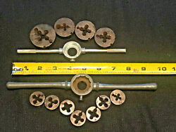 Vintage Champion Blower And Forge Tap And Die Tools