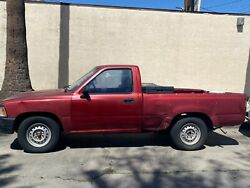 1993 Toyota Pickup Truck For Sale