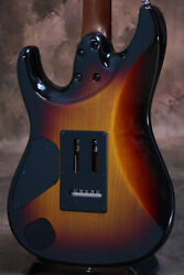 Ibanez Az2202a Tri Fade Burst F2006160 St Type Electric Guitar With Hard Case