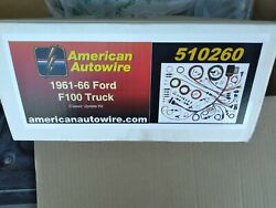 American Autowire Kits 1961-66 F100