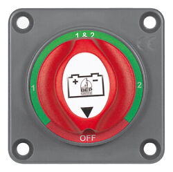 Marine Switches Bep Battery Selector Switch Panel Installation