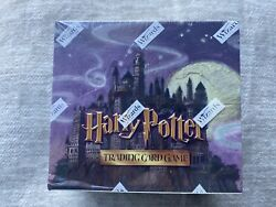 Harry Potter Base Set Boster Box Wizards Of The Coast Factory Sealed English.