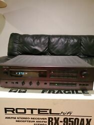 Rotel Rx-950ax Mkii Stereo Receiver