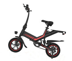 12 Inch Y1d+ Smart Folding Bike Adult Mini Portable Electric Bicycle 25 Km/h