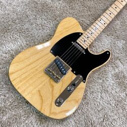 Momose Mtl2-std/m Na Tl Type Electric Guitar W/gig Bag Ships Safely From Japan
