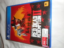 Ps4 Red Dead Redemption 11 Game With Survival Kit