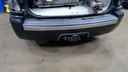 Rear Bumper With Chrome Accent Trim Plate Fits 05-10 Grand Cherokee 1281274