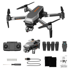 Camera Rc Drone Quadcopter Video Full Hd Gps 5g Wifi Professional Flying Device