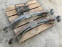 99-03 Ford F450 Super Duty Lh Rh Pair Set Of Dually Cab Chassis 11 Leaf Springs