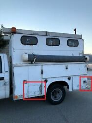 Used 9and039 Knapheide Dually Utility Service Bed Box Body From 00 Gmc C3500