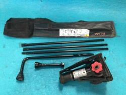 06 Chevrolet Gmc Sierra Silverado Used Complete Dually Jack And Tools Set W Pouch