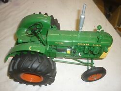 A Franklin Mint Scale Model Of A Oliver Super 99 Diesel Farm Tractor. No Box