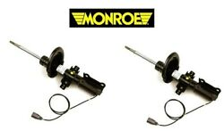 Volvo S60r V70r Monroe Front Struts Left And Right Pair New