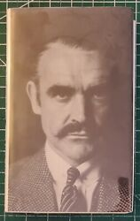 Sean Connery Biography Signed 1st Edition