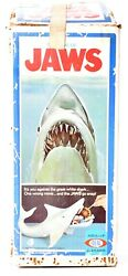 Vintage 1970s Ideal Toys Original The Game Of Jaws Movie Shark Game In Box E996