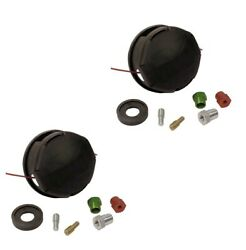 2 Pack Of Stens 385-284 Speed Feed Trimmer Head Echo 99944200903 450 375